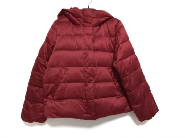 AMACA(アマカ) ダウンジャケット サイズ38 M レディース ボルドー 冬物