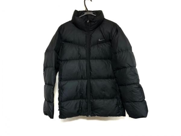 NIKE(ナイキ) ダウンジャケット メンズ 黒 冬物