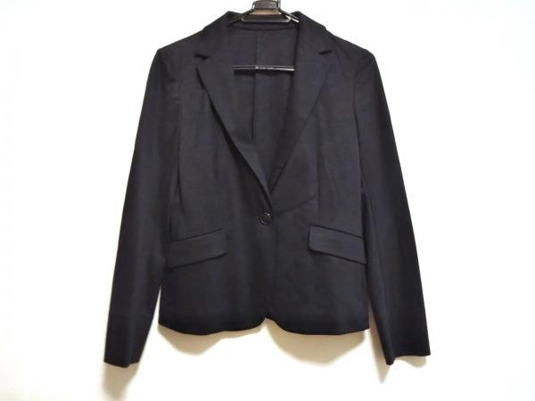 ユナイテッドアローズ ジャケット サイズ38 M レディース美品  ダークネイビー