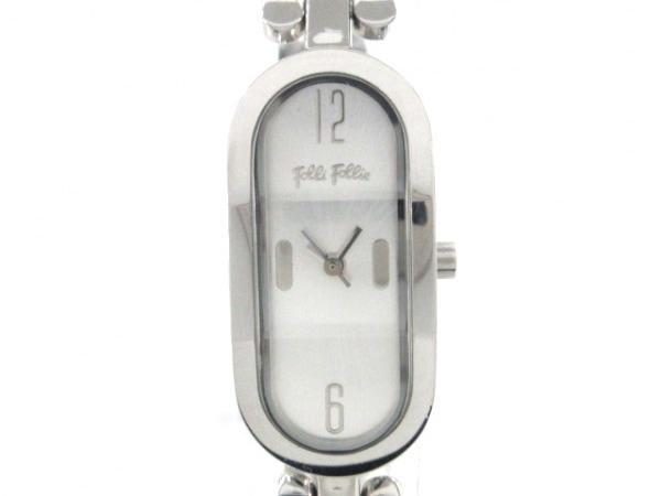 FolliFollie(フォリフォリ) 腕時計 レディース シルバー