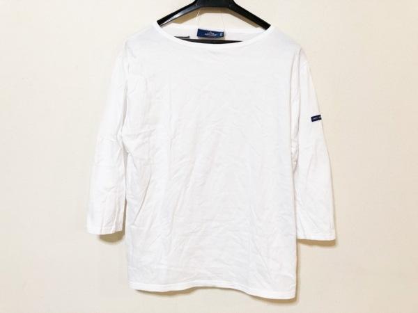 SAINT JAMES(セントジェームス) 長袖Tシャツ サイズ36 S レディース 白