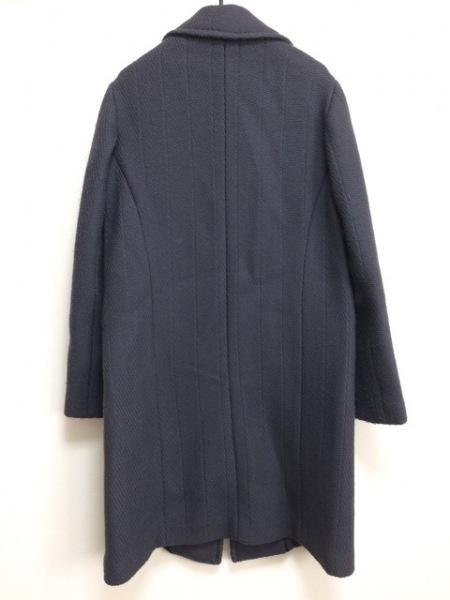 FENDI(フェンディ) コート サイズ40 M レディース ダークグレー 冬物/ニット