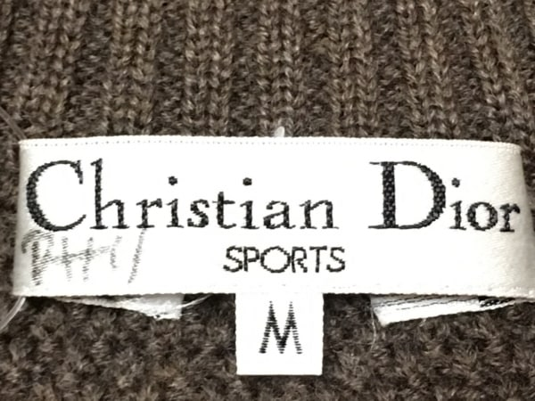 クリスチャンディオールスポーツ 長袖セーター サイズM レディース美品