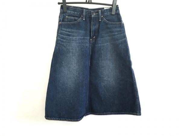 orslow(オアスロウ) スカート サイズXS レディース美品  ネイビー デニム