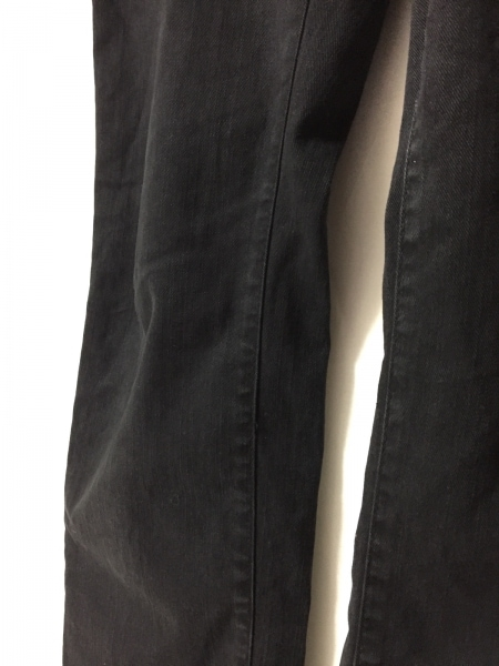 DSQUARED2(ディースクエアード) ジーンズ サイズ56 XL メンズ美品  黒 ボタンフライ