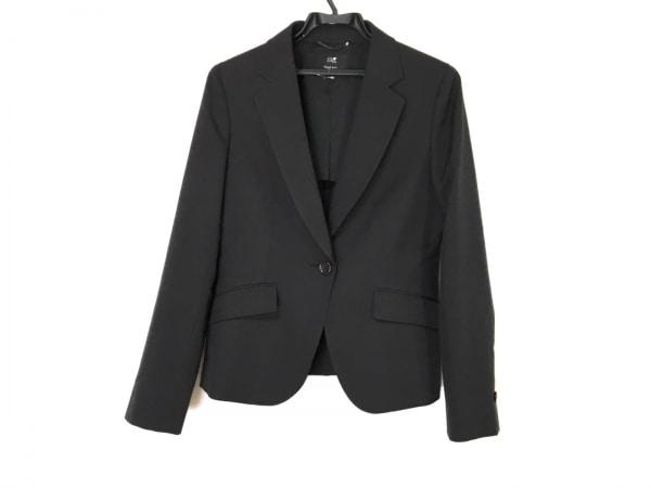 23区(ニジュウサンク) ジャケット サイズ40 M レディース 黒