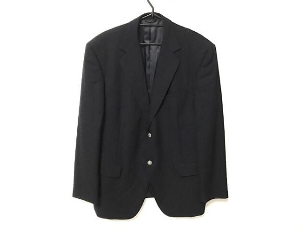 DURBAN(ダーバン) ジャケット サイズ2L メンズ 黒 ネーム刺繍