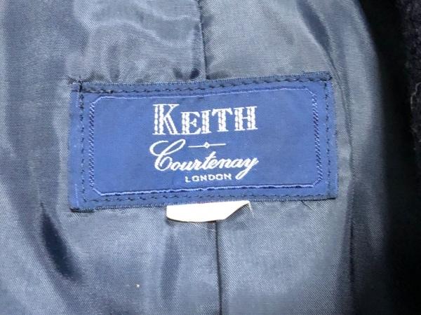 KEITH(キース) コート サイズ11 M レディース 黒 冬物