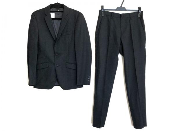 JUN MEN(ジュンメン) シングルスーツ サイズS メンズ 黒