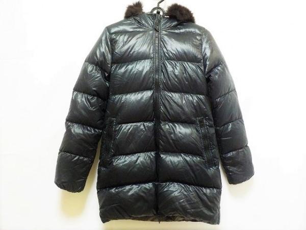 DUVETICA(デュベティカ) ダウンコート サイズ40 M レディース美品  kappa 黒 冬物