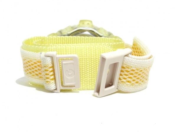 CASIO(カシオ) 腕時計美品  BG-370 レディース Baby-G 白