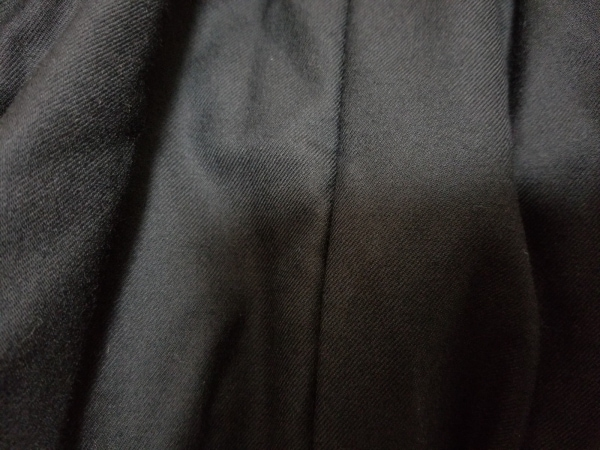 COMMEdesGARCONS(コムデギャルソン) パンツ サイズS レディース美品  黒