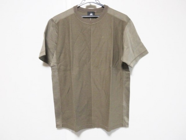 ポールスミスレッドイヤー 半袖Tシャツ サイズM メンズ新品同様  カーキ