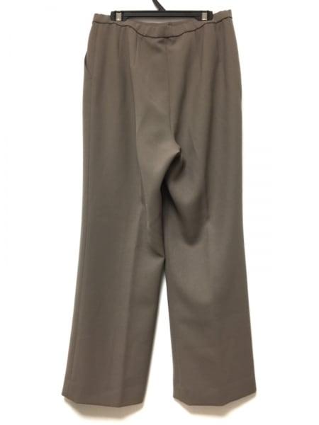 Leilian(レリアン) パンツ サイズ13 L レディース ダークブラウン