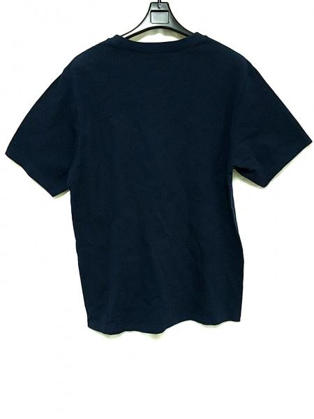 UNDER COVER(アンダーカバー) 半袖Tシャツ サイズ2 M メンズ ダークネイビー×白