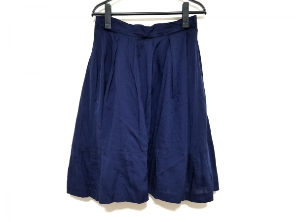SONIARYKIEL(ソニアリキエル) スカート サイズ40 M レディース美品  ブルー