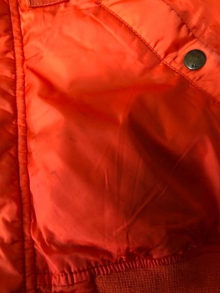 RalphLauren(ラルフローレン) ダウンジャケット サイズS レディース オレンジ