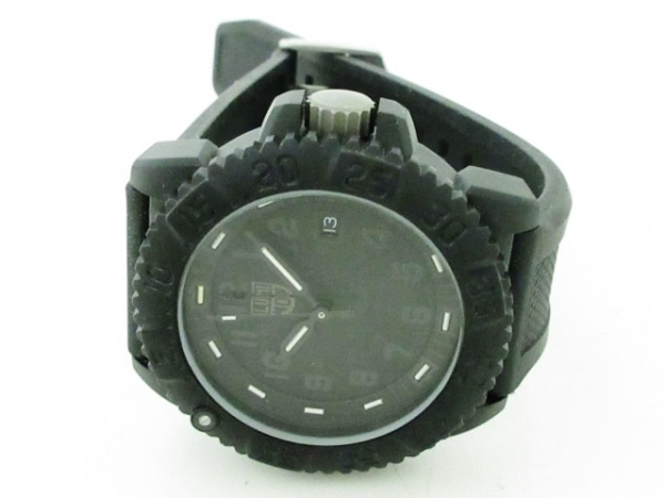 LUMINOX(ルミノックス) 腕時計 3050/3950 メンズ 回転ベゼル 黒