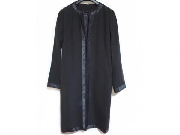 ユナイテッドアローズ コート サイズ36 S レディース美品  黒 SLITZ/春・秋物