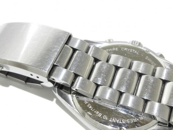 ハミルトン 腕時計 カーキパイロット パイオニアクロノ メンズ 黒 8