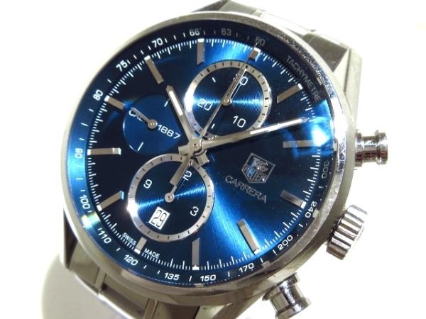 TAG Heuer(タグホイヤー) 腕時計 カレラキャリバー1887 CAR2115.BA0724 メンズ ブルー