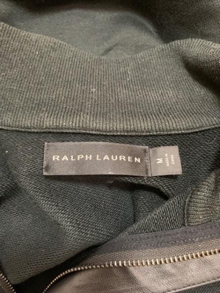 RalphLauren(ラルフローレン) 長袖カットソー サイズM メンズ 黒