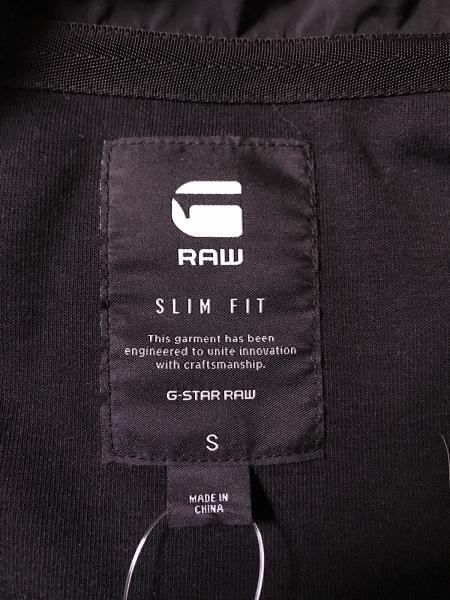G-STAR RAW(ジースターロゥ) パーカー サイズS レディース美品  黒
