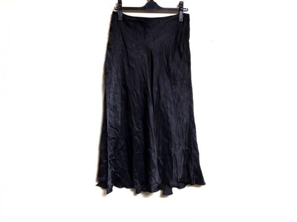 DEUXIEME CLASSE(ドゥーズィエム) ロングスカート サイズ36 S レディース 黒