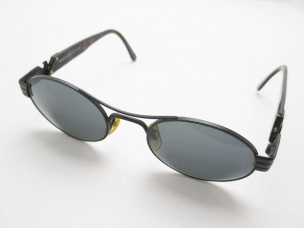 エンポリオアルマーニ サングラス 047-S 黒×ダークブラウン プラスチック