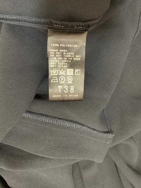 イエナ スローブ ワンピース サイズT38 レディース美品  ダークネイビー シャツワンピ
