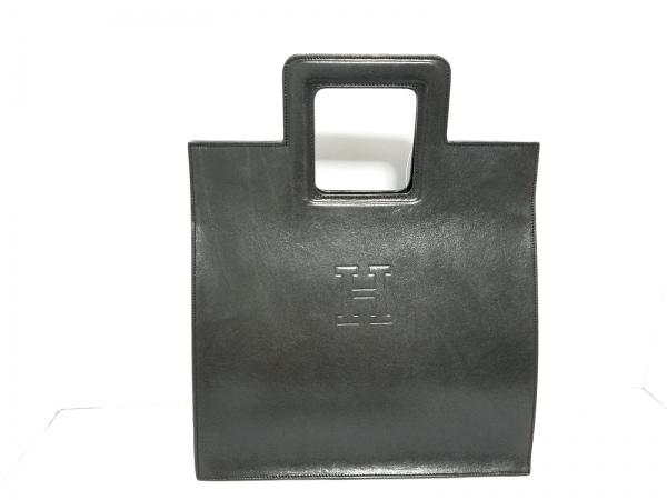 HIROFU(ヒロフ) トートバッグ 黒 レザー