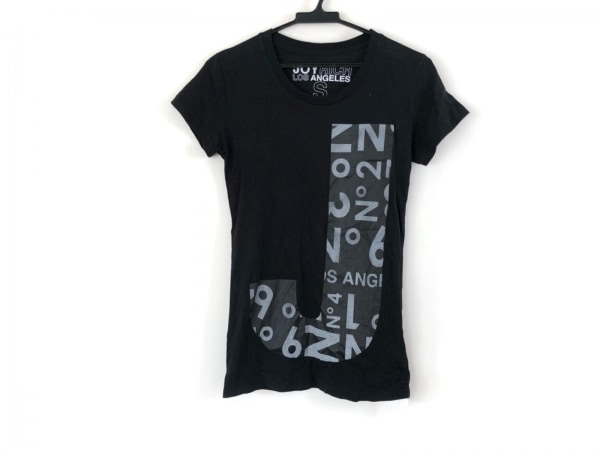 JOYRICH(ジョイリッチ) 半袖Tシャツ サイズS レディース美品  黒