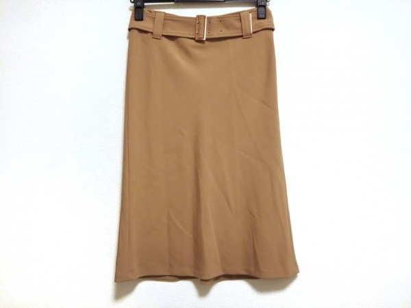 ボディドレッシングデラックス スカート サイズ7 S レディース美品  ブラウン