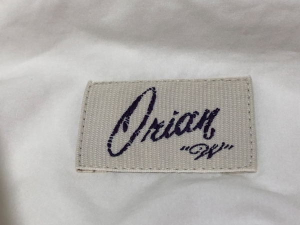 ORIAN(オリアン) 長袖シャツブラウス サイズ44 L レディース アイボリー