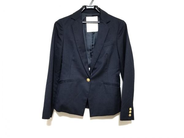 IENA SLOBE(イエナ スローブ) ジャケット サイズ36 S レディース美品  ネイビー