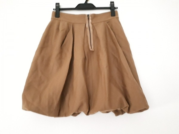 LANVIN en Bleu(ランバンオンブルー) スカート サイズ38 M レディース ブラウン