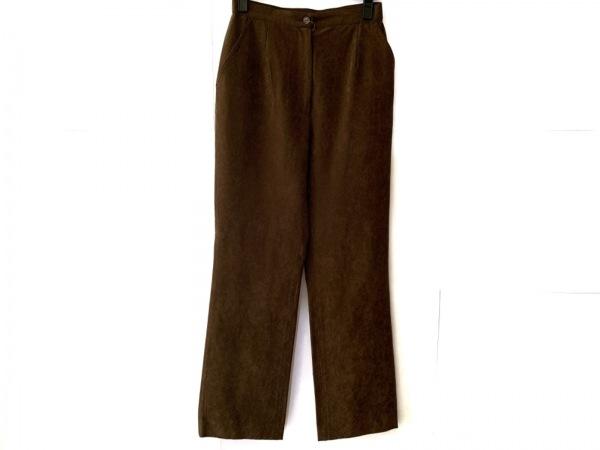 PICONE(ピッコーネ) パンツ サイズ38 S レディース美品  ブラウン