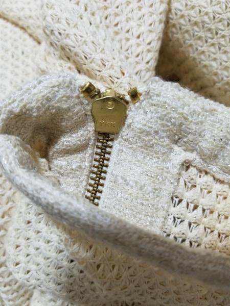 Language(ランゲージ) ジャケット サイズ38 M レディース美品  アイボリー