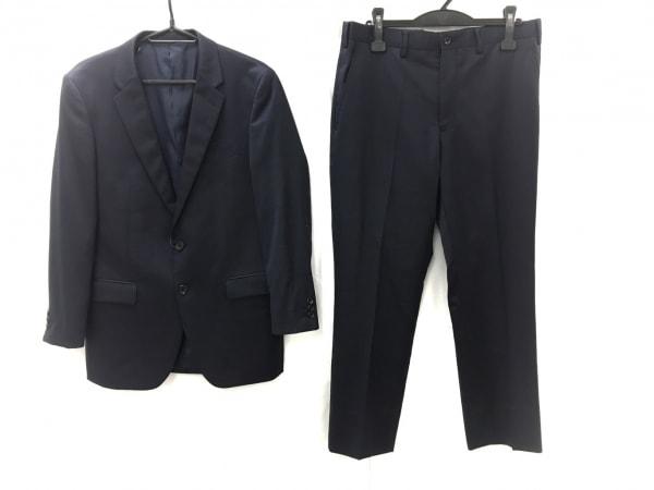 TAKEOKIKUCHI(タケオキクチ) シングルスーツ サイズ3 L メンズ ダークネイビー