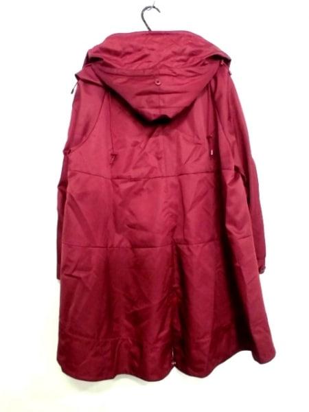 MUVEIL(ミュベール) コート サイズ38 M レディース美品  ボルドー 春・秋物