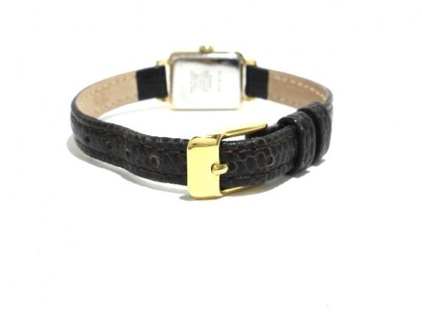 HIROB(ヒロブ) 腕時計 G620-S090261 レディース 白