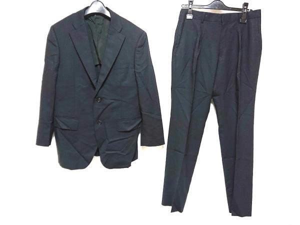 DURBAN(ダーバン) シングルスーツ メンズ 黒