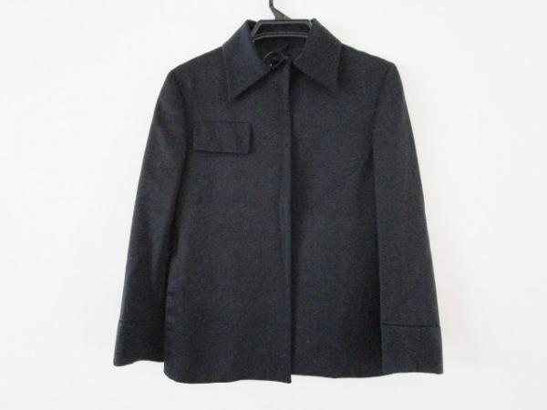 コスチュームナショナル ジャケット サイズ38 M レディース - - 黒 長袖/秋/冬