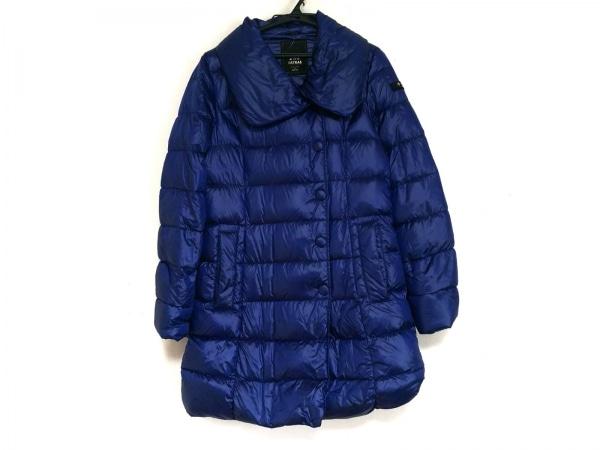 TATRAS(タトラス) ダウンコート サイズ3 L レディース LTA15A4424 ブルー 冬物