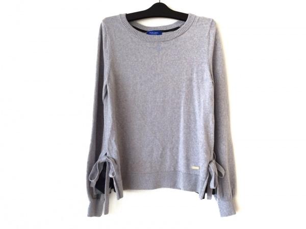 ブルーレーベルクレストブリッジ 長袖セーター サイズ38 M レディース美品
