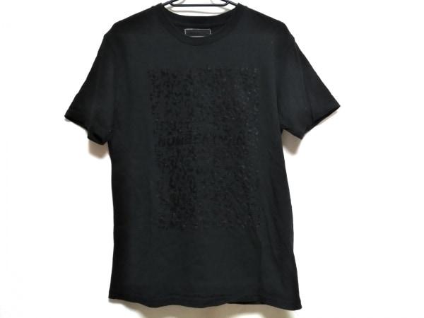 NUMBER (N)INE(ナンバーナイン) 半袖Tシャツ サイズM メンズ 黒 DENIM