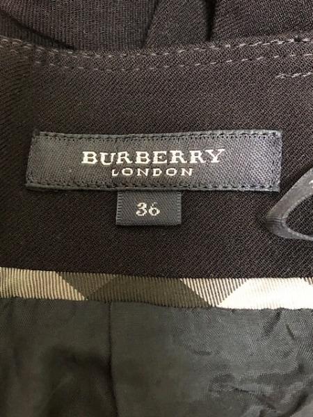 Burberry LONDON(バーバリーロンドン) スカート サイズ36 M レディース美品  黒