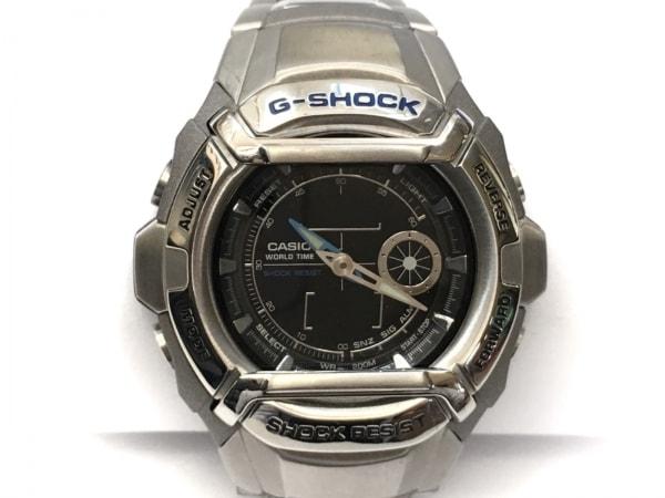 CASIO(カシオ) 腕時計 G-SHOCK G-520SCD メンズ 黒