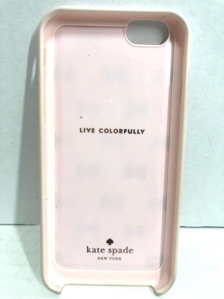 ケイトスペード 携帯電話ケース ピンク iPhoneケース プラスチック 2
