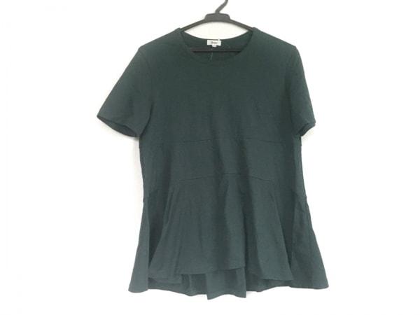 SCYE(サイ) 半袖Tシャツ サイズ38 M レディース ダークグリーン